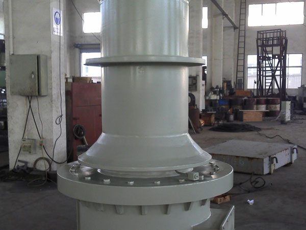 Electric vertical capstan with good quality