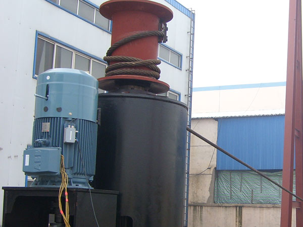 20 ton electric capstan for sale