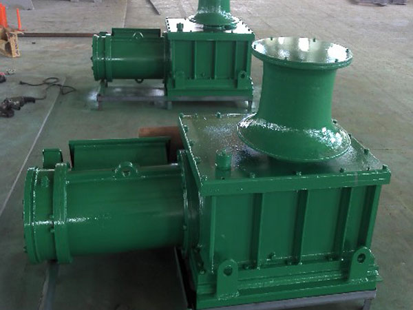 Sinma 3 ton electric horizontal capstan for sale