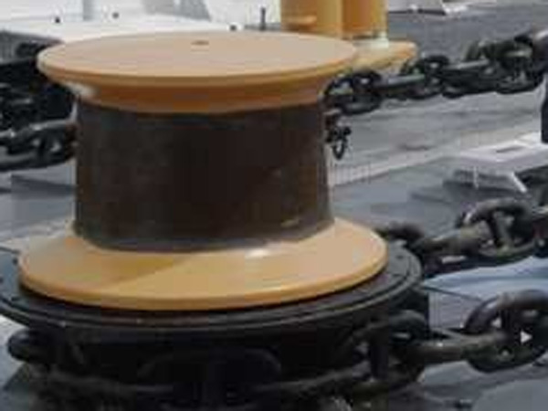 Quality anchor capstan