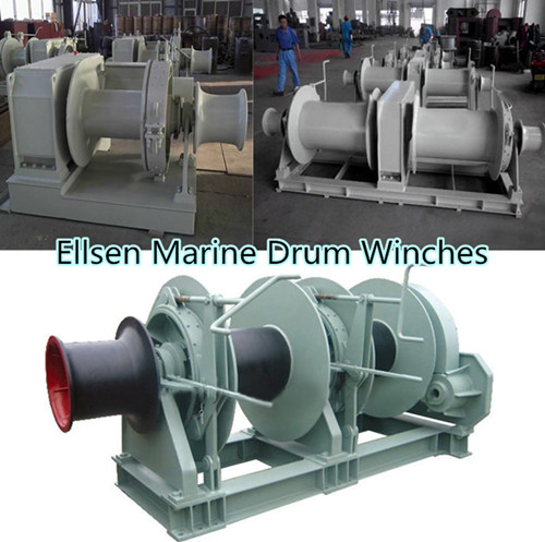Sinma marine drum winch for sale