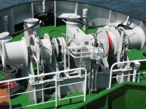 Hydraulic anchor mooring boat winch provided by Sinma