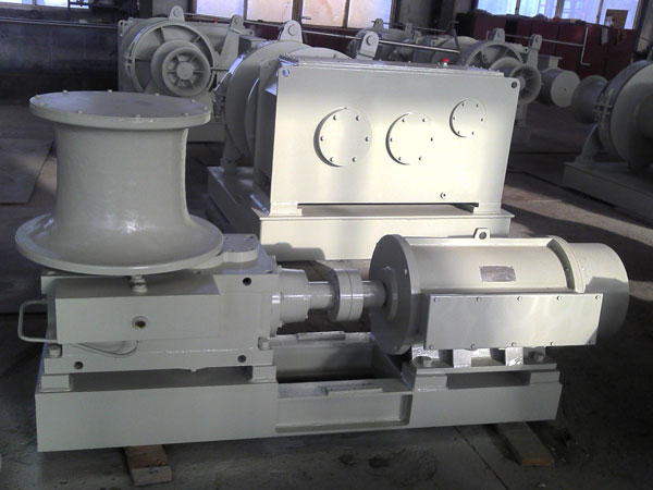 Sinma 4.5 ton electric capstan for sale