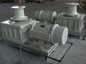 Horizontal capstan for sale from Sinma
