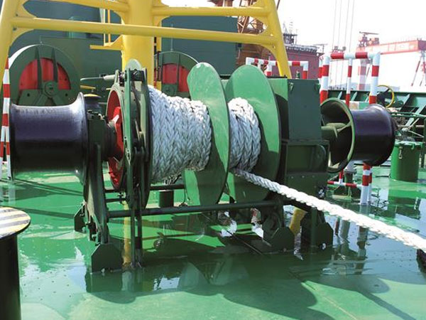 Sinma ship winch for sale