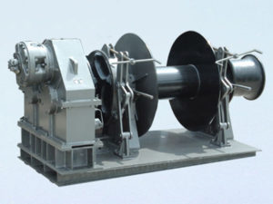 Quality drum anchor winch