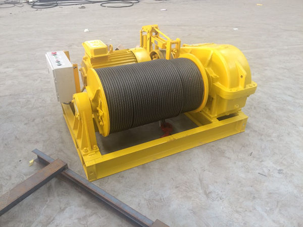 JK series electric winch for sale