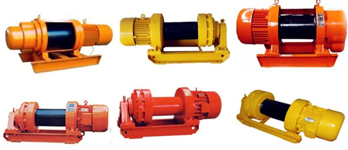 JKD series planetary winch for sale