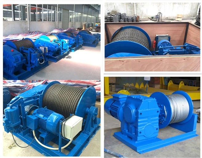 sinma winch for sale